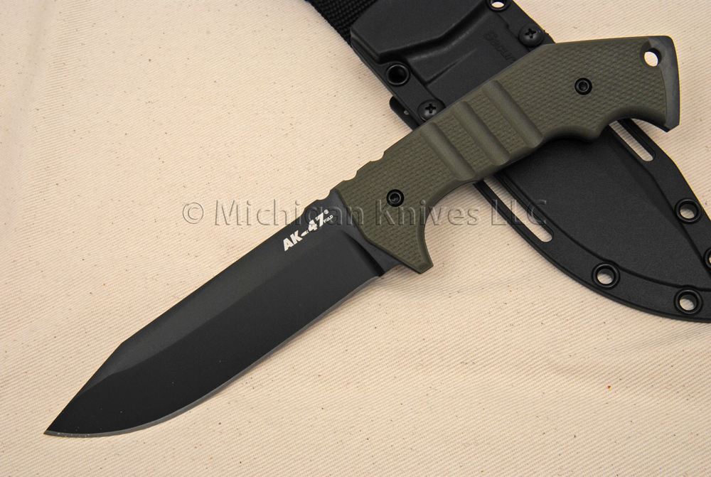 W Dlc Coating Michigan Knives